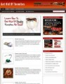 Get Rid Of Termites Niche Blog Personal Use Template ...