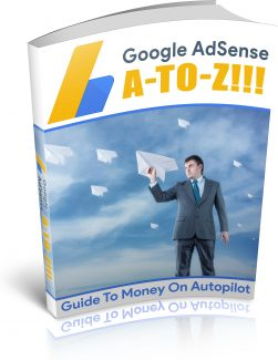 Google Adsense A To Z PLR Ebook