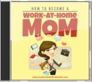 How To Become A Work At Home Mom MRR Audio