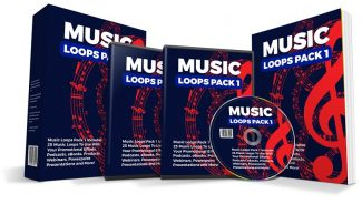 Music Loops Pack 1 PLR Audio