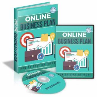 Online Business Plan MRR Video