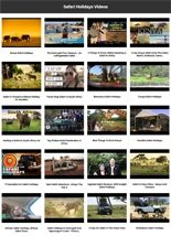 Safari Holidays Instant Mobile Video Site MRR Software