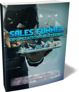 Sales Funnel Optimization Strategies MRR Ebook