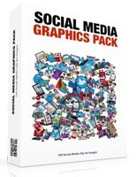 Social Media Graphics Pack Personal Use Graphic