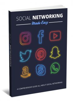 Social Networking Made Easy MRR Ebook