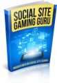 Social Site Gaming Guru MRR Ebook