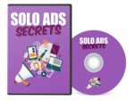 Solo Ads Secrets PLR Video