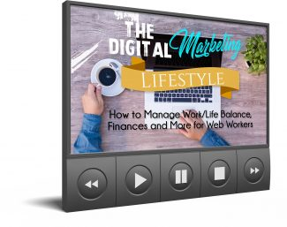 The Digital Marketing Lifestyle – Video Upgrade MRR Video With Audio