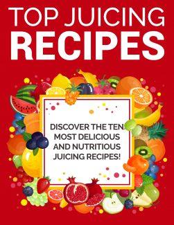 Top Juicing Recipes PLR Ebook
