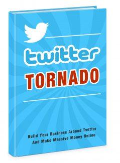 Twitter Tornado MRR Ebook