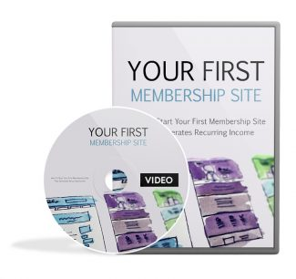 Your First Membership Site Video Upgrade MRR Video