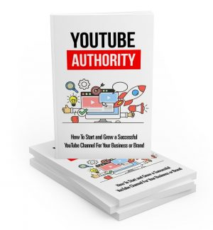 Youtube Authority MRR Ebook
