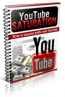 Youtube Saturation PLR Ebook