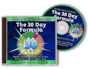 The 30 Day Formula Plr Audio