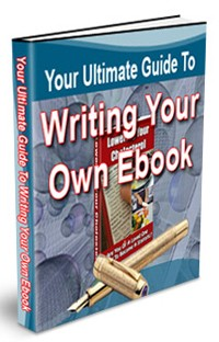 Your Ultimate Guide To Writing Your Own Ebook PLR Ebook With Audio & Video