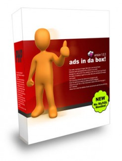 Ads In Da Box MRR Software