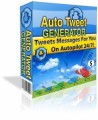 Auto Tweet Generator Mrr Script