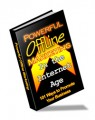 Powerful Offline Marketing In The Internet Age PLR Ebook