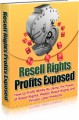 Resell Rights Profits Exposed Resale Rights Ebook