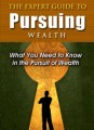 The Expert Guide To Pursuing Wealth PLR Ebook