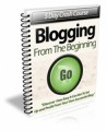 Blogging From The Beginning Plr Autoresponder Messages