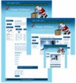 Christmas Santa Site MRR Template