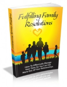 Fulfilling Family Resolutions Mrr Ebook