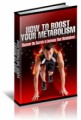 How To Boost Your Metabolism Plr Ebook With Audio