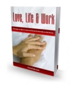 Love, Life & Work Plr Ebook