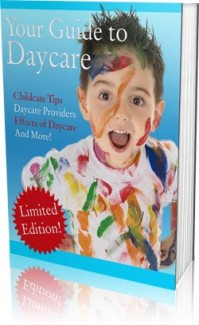 Your Guide To Daycare Minisite PLR Ebook