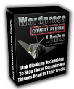 WP Covert Plugin Linkz Mrr Script