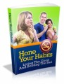 Hone Your Habits Mrr Ebook