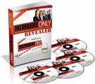 Members Only Plr Ebook With Audio