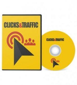 Clicks And Traffic PLR Video