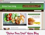 Gluten Free Blog Personal Use Template With Video