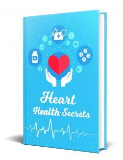 Heart Health Secrets PLR Ebook