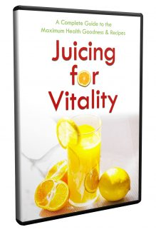 Juicing For Vitality Video Upgrade MRR Video With Audio