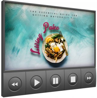 Living Paleo Video Upgrade MRR Video With Audio