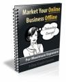 Market Your Online Business Offline 2014 PLR ...