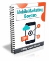 Mobile Marketing Boosters PLR Autoresponder Messages