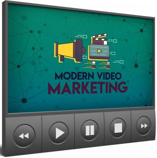 Modern Video Marketing Video Upgrade MRR Video With Audio