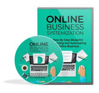 Online Business Systematization Video Upgrade MRR Video
