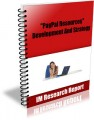 Paypal Resources - Development And Strategy MRR Ebook