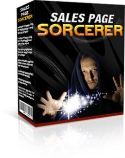 Sales Page Sorcerer MRR Software