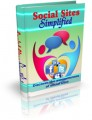 Social Sites Simplified Give Away Rights Ebook