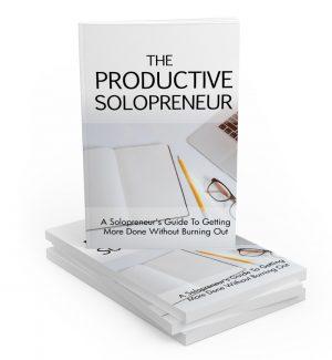 The Productive Solopreneur MRR Ebook