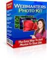 Webmasters Photo Kit MRR Software