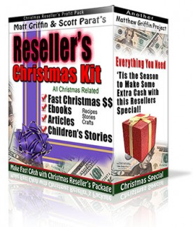 Christmas Kit MRR Ebook With Video