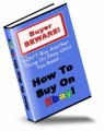 How To Buy On EBay Mrr Ebook