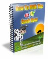 How To Milk The EBay Cash Cow Mrr Ebook